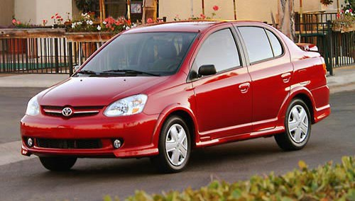 Toyota Echo 2005 Photo - 1