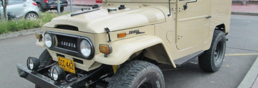 Toyota FJ Cruiser 1970 Photo - 1