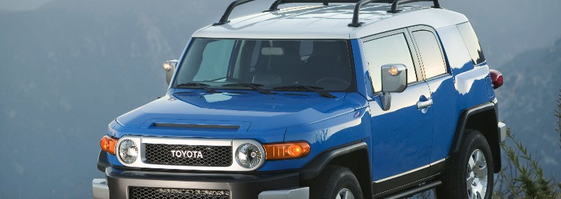 Toyota FJ Cruiser 2005 Photo - 1