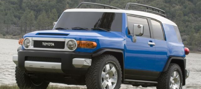 Toyota FJ Cruiser 2006 Photo - 1