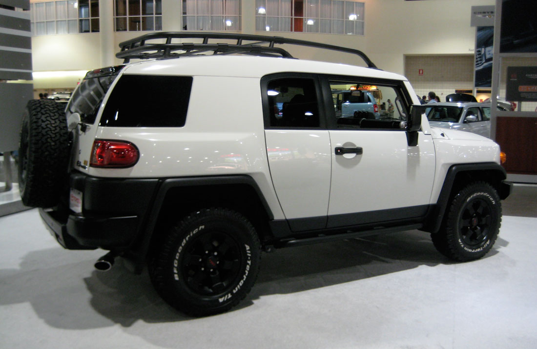 Toyota FJ Cruiser 2008 Photo - 1