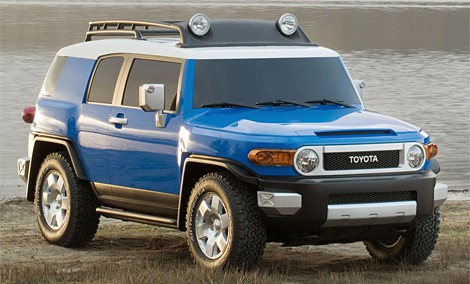 Toyota FJ Cruiser 2009 Photo - 1