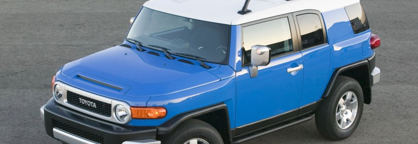 Toyota FJ Cruiser 2010 Photo - 1