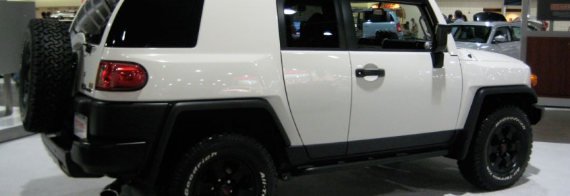 Toyota FJ Cruiser 2011 Photo - 1