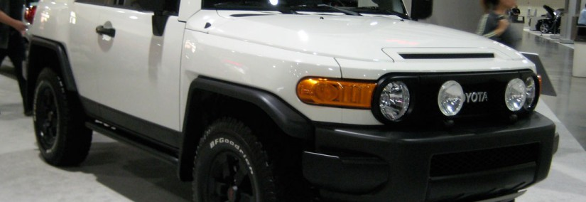 Toyota FJ Cruiser 2014 Photo - 1