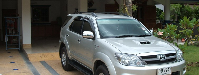 Toyota Fortuner 2000 Photo - 1