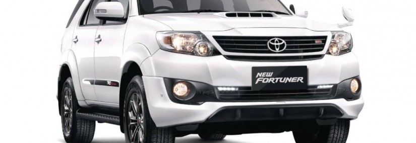 Toyota Fortuner 2002 Photo - 1