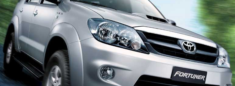 Toyota Fortuner 2005 Photo - 1