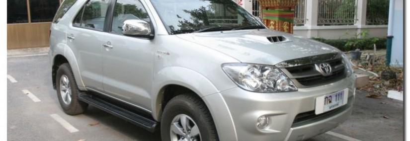 Toyota Fortuner 2006 Photo - 1
