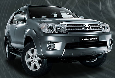 Toyota Fortuner 2008 Photo - 1