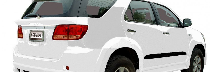 Toyota Fortuner 2011 Photo - 1