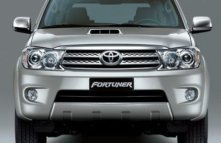 Toyota Fortuner 2012 Photo - 1