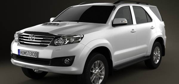 Toyota Fortuner 2014 Photo - 1