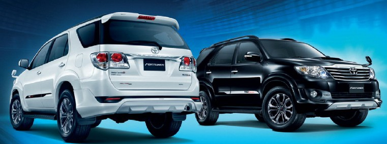 Toyota Fortuner 2015 Photo - 1