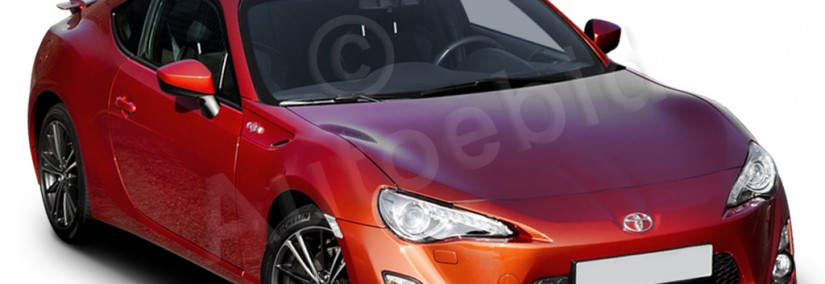 Toyota GT 86 2015 Photo - 1