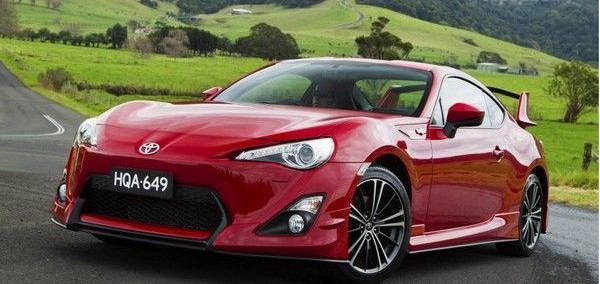Toyota GT86 2012 Photo - 1