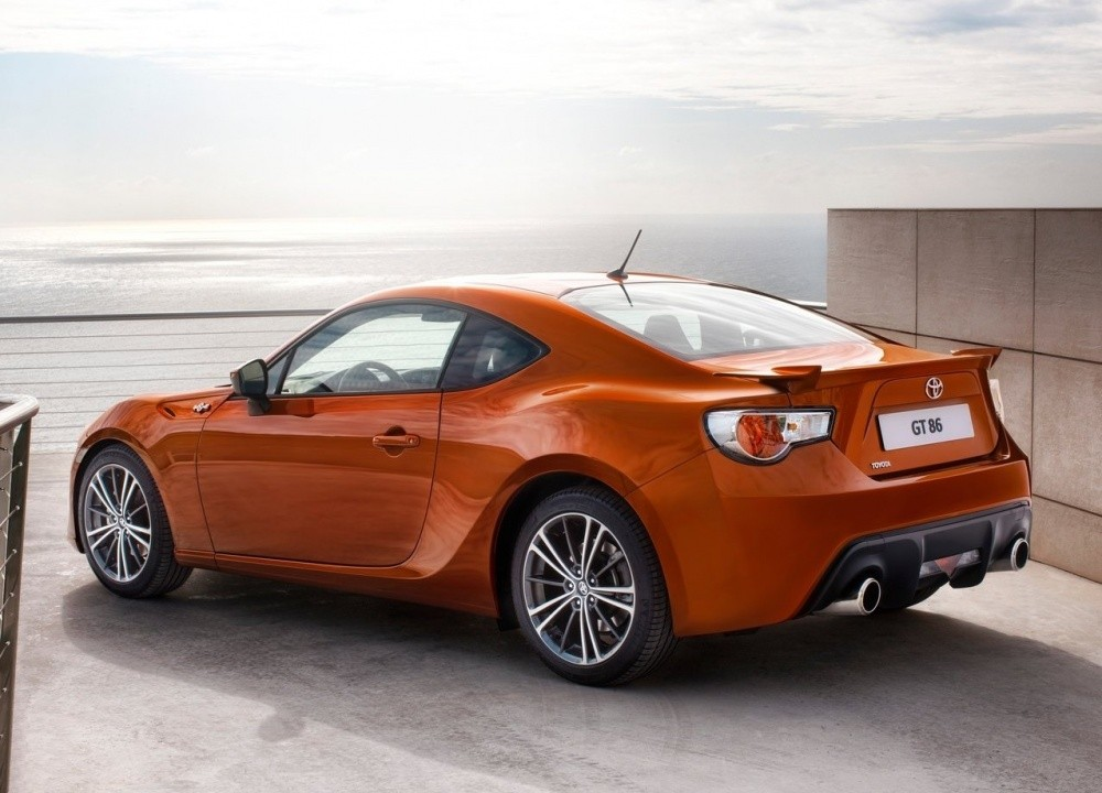 Toyota GT86 2013 Photo - 1