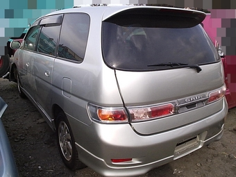 Toyota Gaia 2004 Photo - 1