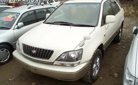Toyota Harrier 2000 Photo - 1