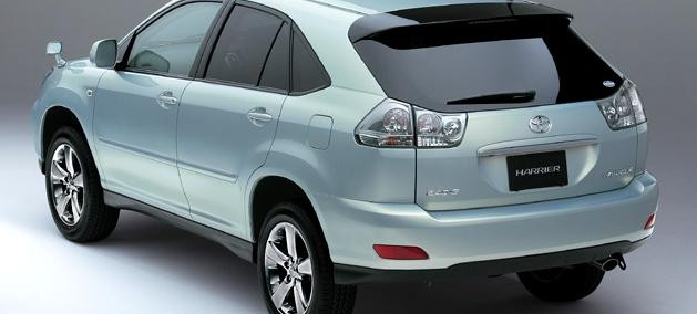 Toyota Harrier 2002 Photo - 1