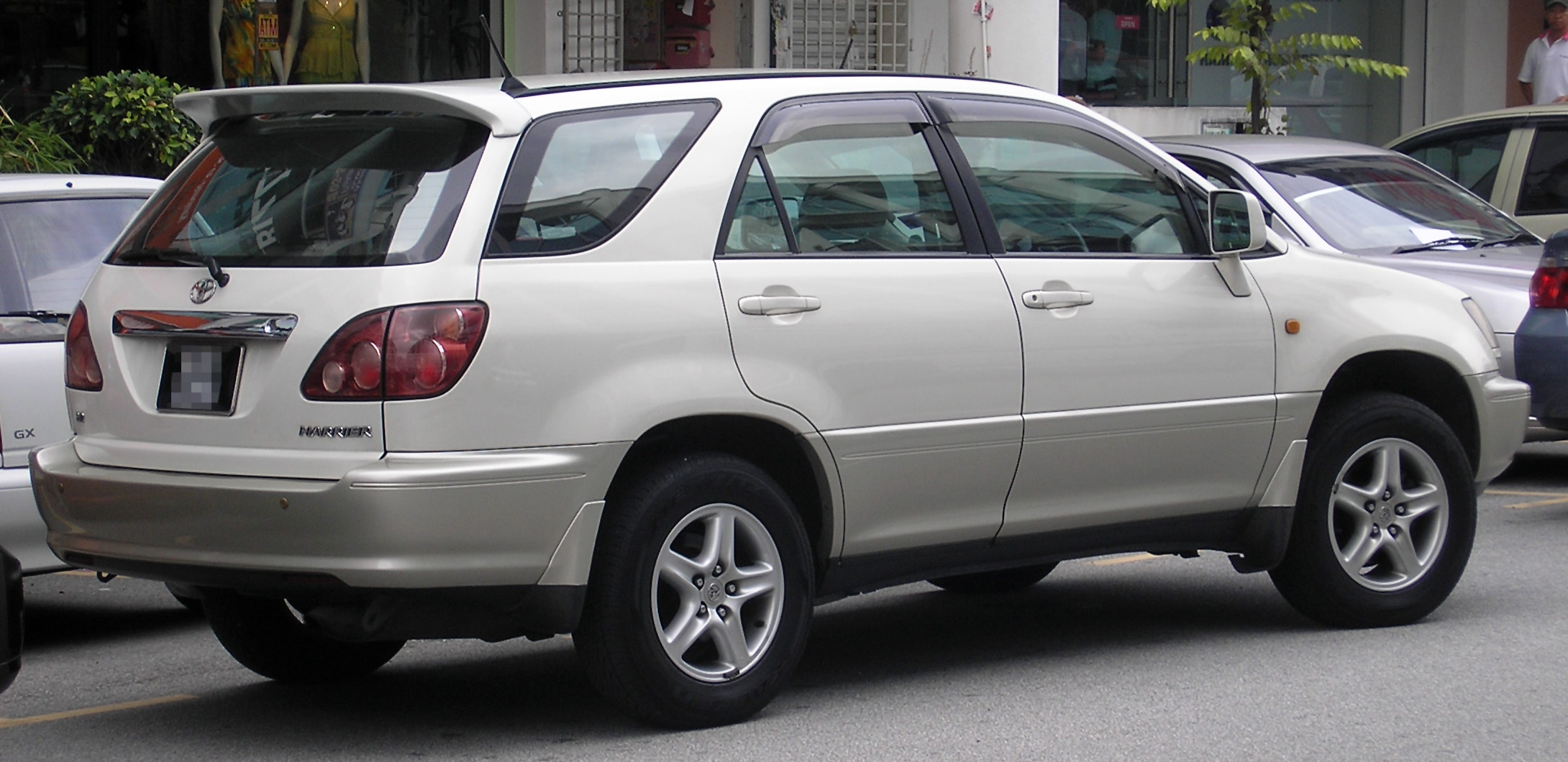 Toyota Harrier 2007 Photo - 1