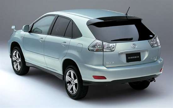 Toyota Harrier 2012 Photo - 1