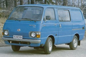 Toyota Hiace 1978 Photo - 1
