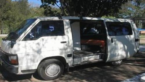 Toyota Hiace 1987 Photo - 1