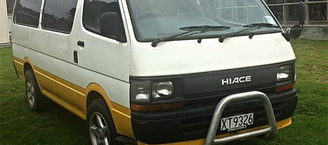 Toyota Hiace 1991 Photo - 1