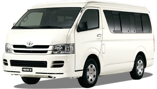Toyota Hiace 1998 Photo - 1