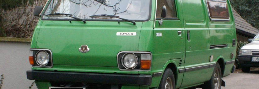 Toyota Hiace 2000 Photo - 1