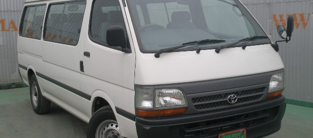 Toyota Hiace 2003 Photo - 1