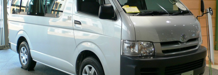 Toyota Hiace 2004 Photo - 1