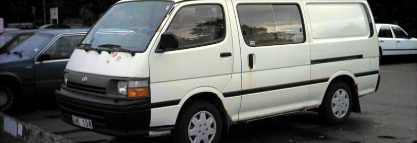Toyota Hiace 2005 Photo - 1