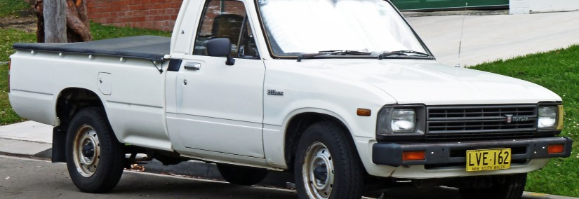 Toyota Hilux 1981 Photo - 1