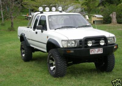 Toyota Hilux 1992 Photo - 1