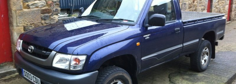 Toyota Hilux 2003 Photo - 1