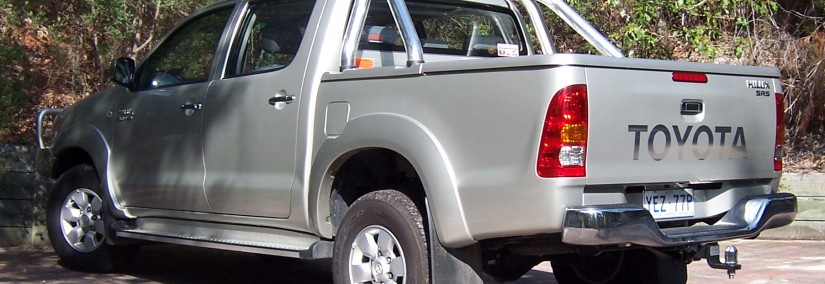 Toyota Hilux 2007 Photo - 1
