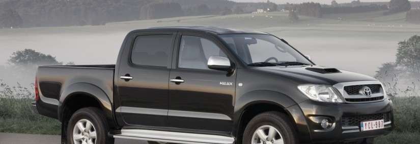Toyota Hilux 2009 Photo - 1