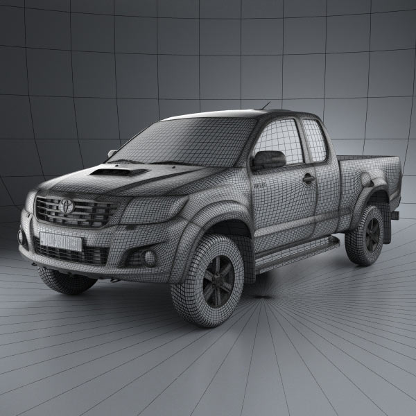 Toyota Hilux 2015 Photo - 1