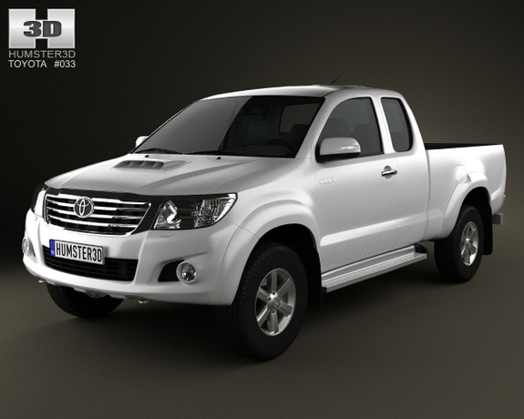 Toyota Hilux Double Cab 2015 Photo - 1