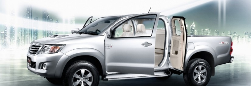 Toyota Hilux Single Cab 2014 Photo - 1