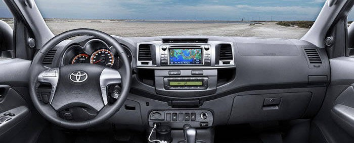 Toyota Hilux Single Cab 2015 Photo - 1