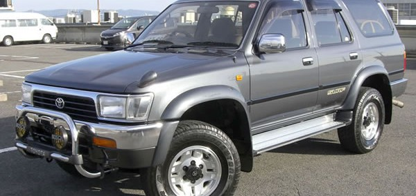 Toyota Hilux Surf 1993 Photo - 1