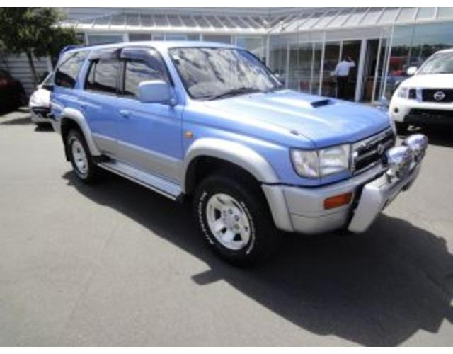 Toyota Hilux Surf 1996 Photo - 1