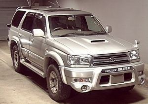 Toyota Hilux Surf 1999 Photo - 1