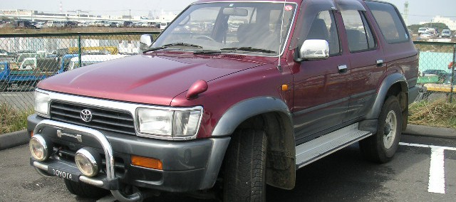 Toyota Hilux Surf 2000 Photo - 1