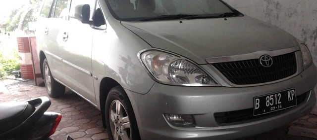 Toyota Innova 2006 Photo - 1