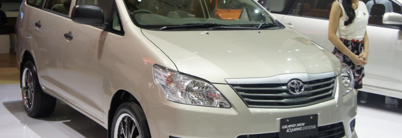 Toyota Innova 2011 Photo - 1