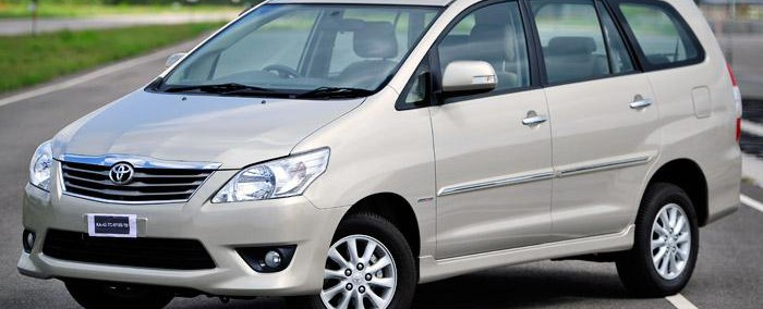 Toyota Innova 2015 Photo - 2